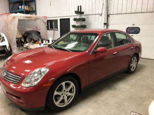 Used 2003 Infiniti G35 Parts Montreal Used infiniti parts montreal