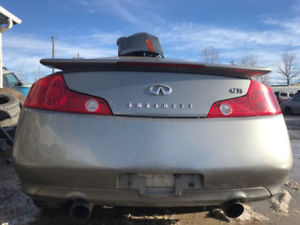 Used 2004 Infiniti G35 Parts Montreal Used infiniti parts montreal